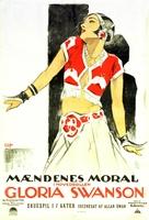 Manhandled - Danish Movie Poster (xs thumbnail)