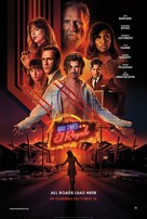 Bad Times at the El Royale - British Movie Poster (xs thumbnail)