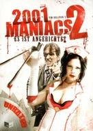 2001 Maniacs: Field of Screams - Austrian DVD movie cover (xs thumbnail)