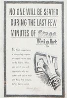 Stage Fright - poster (xs thumbnail)