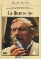 Evil Under the Sun - British Movie Cover (xs thumbnail)