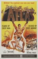 Atlas - Movie Poster (xs thumbnail)