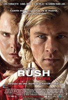 Rush - Mexican Movie Poster (xs thumbnail)