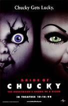 Bride of Chucky - Movie Poster (xs thumbnail)