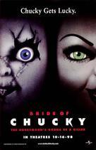 Bride of Chucky - Movie Poster (xs thumbnail)