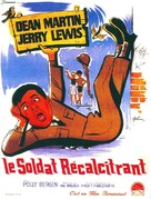 At War with the Army - French Movie Poster (xs thumbnail)
