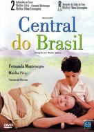 Central do Brasil - Brazilian DVD cover (xs thumbnail)