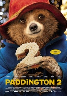 Paddington 2 - Dutch Movie Poster (xs thumbnail)