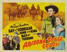 Arizona Stage Coach - Movie Poster (xs thumbnail)