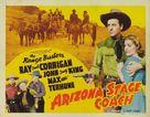 Arizona Stage Coach - Movie Poster (xs thumbnail)