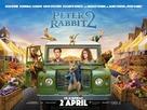 Peter Rabbit 2: The Runaway - Malaysian Movie Poster (xs thumbnail)