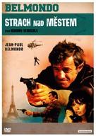 Peur sur la ville - Czech DVD cover (xs thumbnail)