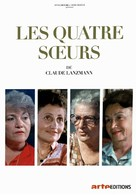 """Les quatre soeurs"" - French DVD movie cover (xs thumbnail)"