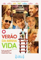 The Way Way Back - Brazilian DVD movie cover (xs thumbnail)