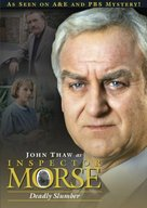 """""""Inspector Morse"""" - DVD movie cover (xs thumbnail)"""