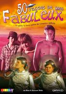 50 Ways of Saying Fabulous - French DVD movie cover (xs thumbnail)