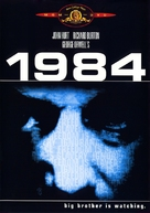 Nineteen Eighty-Four - DVD cover (xs thumbnail)