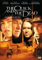 The Quick and the Dead - Polish Movie Cover (xs thumbnail)