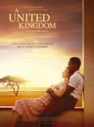 A United Kingdom - French Movie Poster (xs thumbnail)