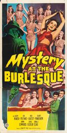 Mystery at the Burlesque - Movie Poster (xs thumbnail)