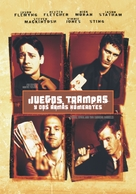 Lock Stock And Two Smoking Barrels - Argentinian Movie Cover (xs thumbnail)