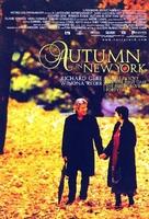 Autumn in New York - Movie Poster (xs thumbnail)