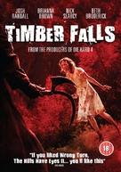 Timber Falls - British Movie Cover (xs thumbnail)