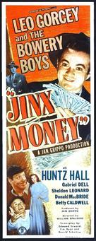 Jinx Money - Movie Poster (xs thumbnail)