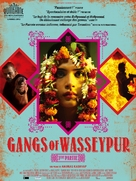 Gangs of Wasseypur - French Movie Poster (xs thumbnail)