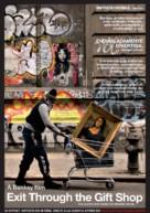 Exit Through the Gift Shop - Spanish Movie Poster (xs thumbnail)