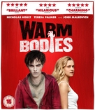 Warm Bodies - British Movie Cover (xs thumbnail)