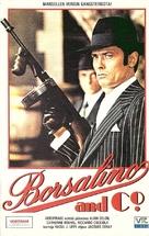 Borsalino and Co. - Finnish VHS movie cover (xs thumbnail)