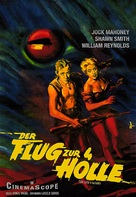 The Land Unknown - German Movie Poster (xs thumbnail)