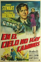 No Highway - Argentinian Movie Poster (xs thumbnail)