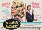 If a Man Answers - British Movie Poster (xs thumbnail)