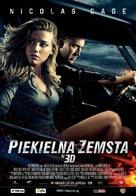 Drive Angry - Polish Movie Poster (xs thumbnail)