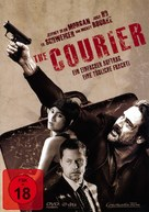 The Courier - German DVD cover (xs thumbnail)