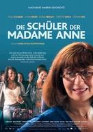 Les héritiers - German Movie Poster (xs thumbnail)