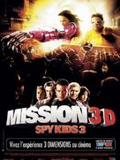 Spy Kids 3 - French Movie Poster (xs thumbnail)