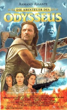 """The Odyssey"" - German VHS movie cover (xs thumbnail)"