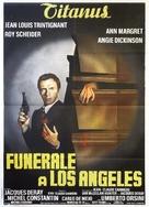 Un homme est mort - Italian Movie Poster (xs thumbnail)