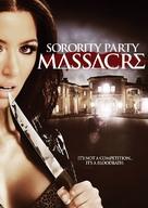 Sorority Party Massacre - DVD cover (xs thumbnail)
