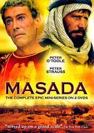 """Masada"" - DVD movie cover (xs thumbnail)"