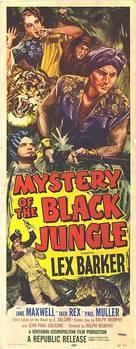 I misteri della giungla nera - Movie Poster (xs thumbnail)