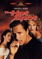 The Hot Spot - DVD cover (xs thumbnail)