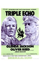 The Triple Echo - Belgian Movie Poster (xs thumbnail)