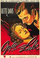 Dark Victory - German Movie Poster (xs thumbnail)