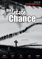 Die letzte Chance - Swiss DVD cover (xs thumbnail)