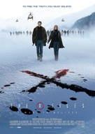 The X Files: I Want to Believe - Norwegian Movie Poster (xs thumbnail)