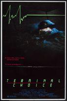 Terminal Choice - Movie Poster (xs thumbnail)